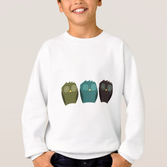 Owl in your head sweatshirt
