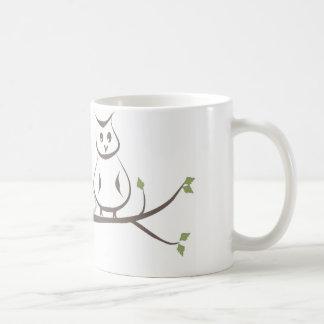 Owl Infertility  IVF Mug