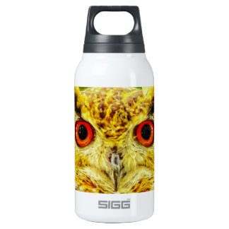 Owl Insulated Water Bottle