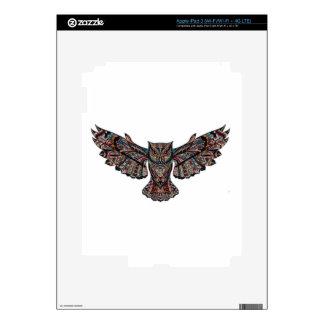 Owl iPad 3 Decal