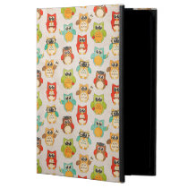 Owl iPad Air Case (No Kickstand)