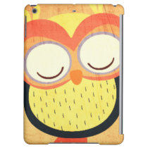 Owl iPad Air Covers