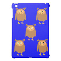 Owl Ipad Skin - See for other devices Case For The iPad Mini
