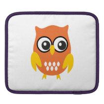 Owl iPad Sleeve