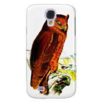 Owl iPhone 3G/3GS Case