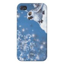 owl iPhone 4/4S case