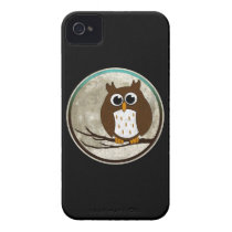 Owl iPhone 4 Cover