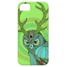 owl iPhone 5 cases