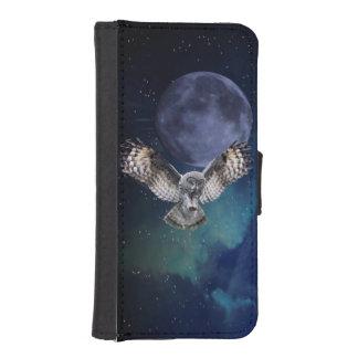 Owl iPhone 5 Wallet Case