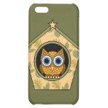 owl iPhone 5C cover