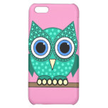 owl iPhone 5C covers