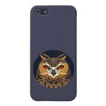 Owl iPhone SE/5/5s Case
