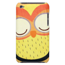 Owl iPod Touch Case