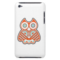 Owl iPod Touch Case-Mate Case