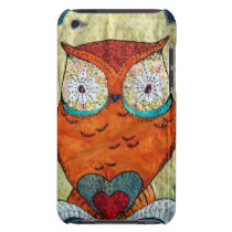 Owl iPod Touch Cover
