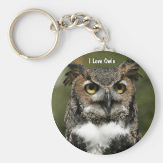 Owl Keychains