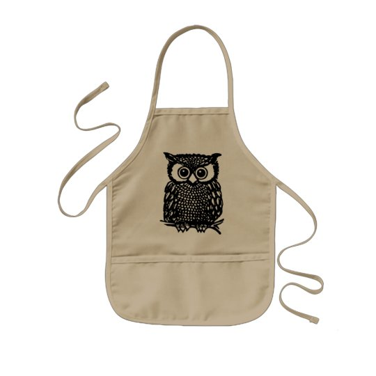 OWL KIDS' APRON