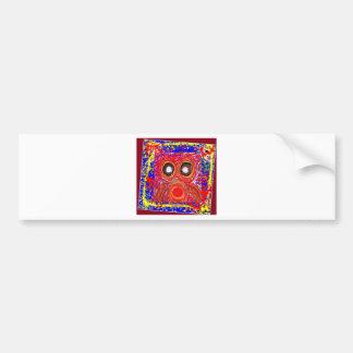 OWL Kids Art : Inspire your KIDS Bumper Stickers