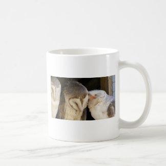 Owl Kisses! Classic White Coffee Mug