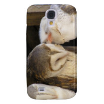Owl kisses samsung s4 case