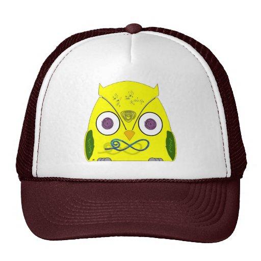 Owl Less Infinitely eXi Minus Infinity Trucker Hat