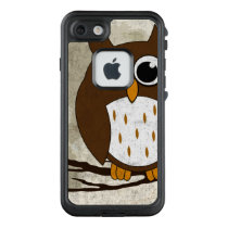 Owl LifeProof FRĒ iPhone 7 Case