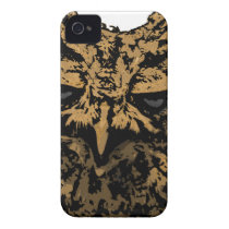 Owl Logo Case-Mate iPhone 4 Case