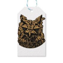 Owl Logo Gift Tags