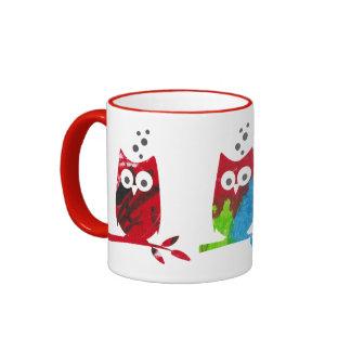 Owl Logo Mug