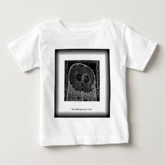 Owl Love Baby T-Shirt