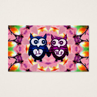 Owl Love~ Business Card