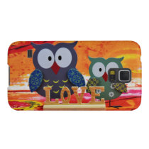 Owl love case for galaxy s5