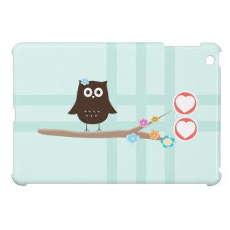 Owl Love Case For The iPad Mini