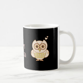 Owl Love Coffee Mug