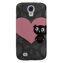 Owl Love I Galaxy S4 Case