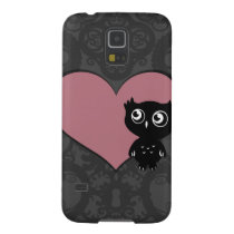 Owl Love I Galaxy S5 Cover