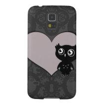 Owl Love II Case For Galaxy S5
