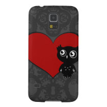 Owl Love III Case For Galaxy S5