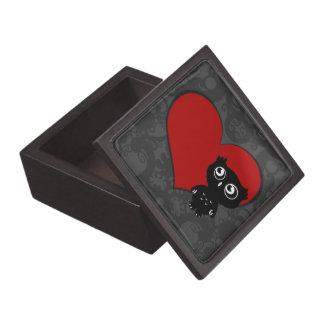 Owl Love III Premium Jewelry Boxes