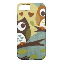 owl love iPhone 8/7 case