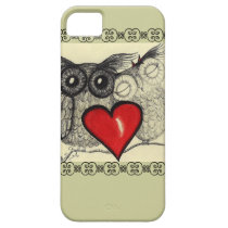 Owl Love - iPhone SE/5/5s Case