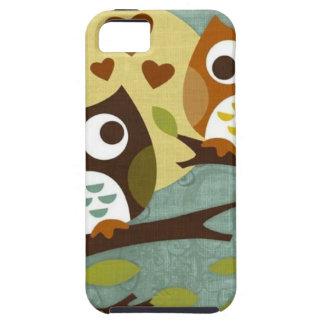 owl love iPhone SE/5/5s case