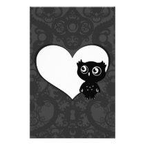 Owl Love IV Stationery