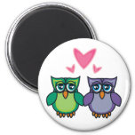 Owl Love Magnet