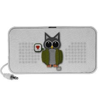 Owl Love Speakers