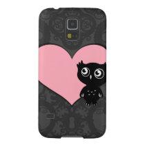 Owl Love V Galaxy S5 Cover