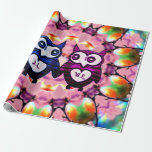 Owl Love~ Wrapping Paper