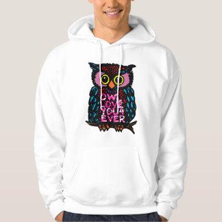 OWL LOVE YOU 4 EVER HOODIE