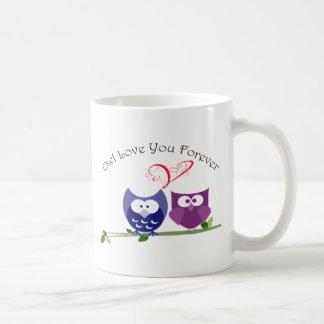 Owl Love You Forever Coffee Mug