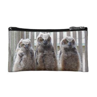 Owl Lovers!  Cosmetic Bag